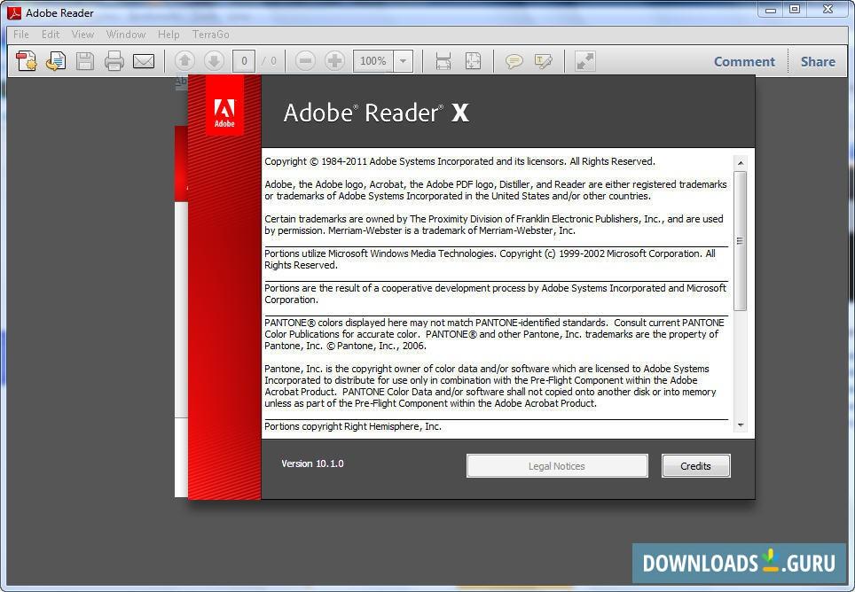 acrobat reader version 6.0 free