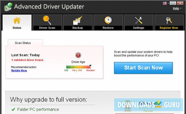 Download Advanced Driver Updater for Windows 10/8/7 (Latest version