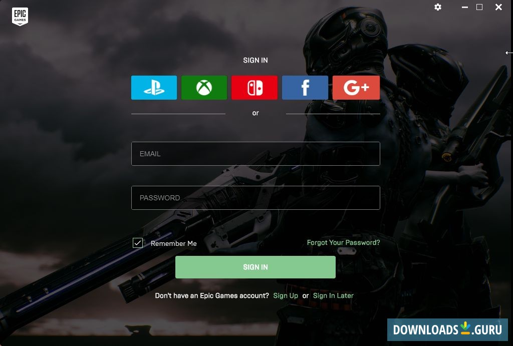 Download Epic Games Launcher for Windows 10/8/7 (Latest ...