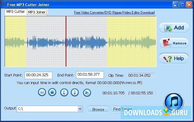 mp3 joiner exe free download