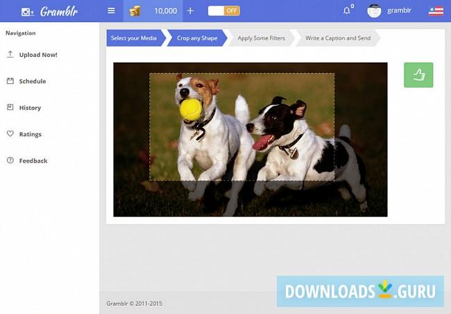 Download Gramblr for Windows 10/8/7 (Latest version 2019