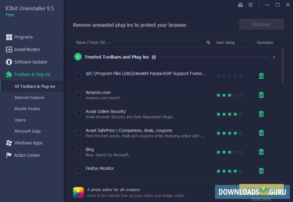 Download IObit Uninstaller for Windows 10/8/7 (Latest ...