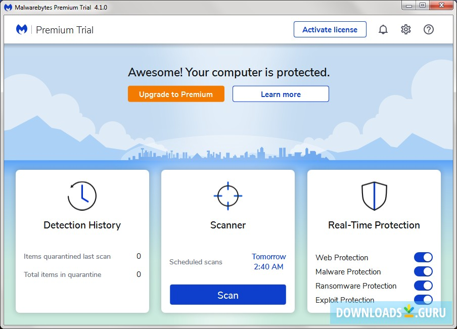 Is there a free malwarebytes