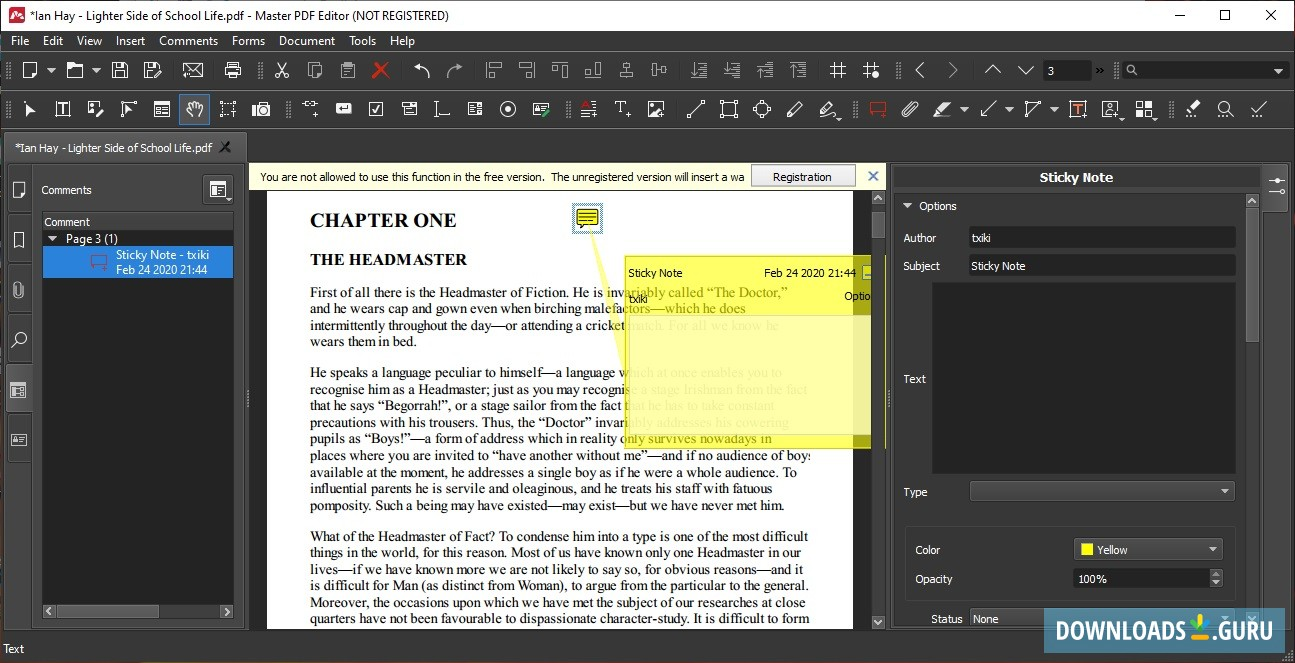 Download Master PDF Editor for Windows 10\/8\/7 (Latest version 2019) - Downloads Guru