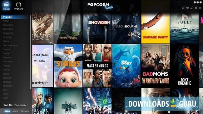 popcorn time 5.6