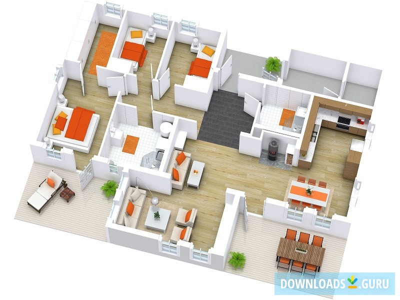Download Roomsketcher Home Designer For Windows 10 8 7 Latest Version 2019 Downloads Guru