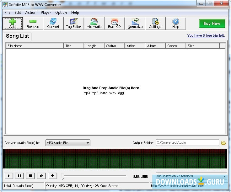 10 Best Free MP3 Converters for Windows/Mac/Online/iOS/Android in