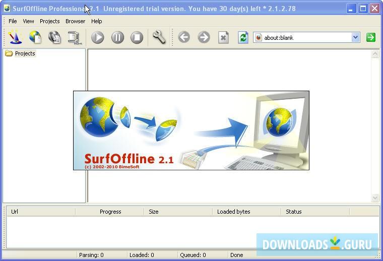 Surfoffline Professional 2.2 Crack