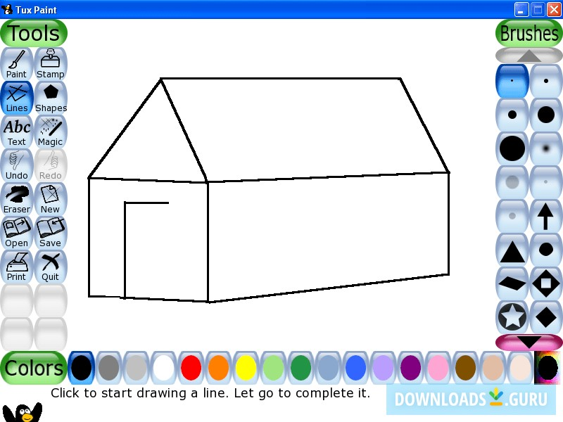 download tux paint software full version