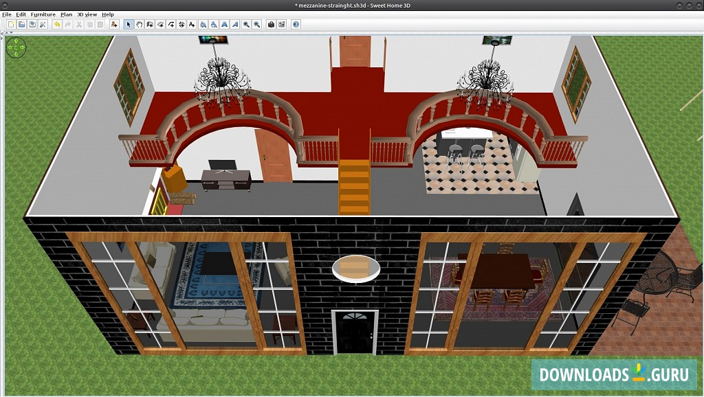 Terrific Download Virtual Architect Ultimate Home Design For Windows 10 8 7 Latest Version 2019 Downloads Guru Download Free Architecture Designs Intelgarnamadebymaigaardcom