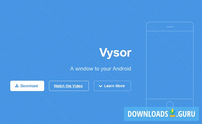 Download Vysor for Windows 10/8/7 (Latest version 2019) - Downloads Guru