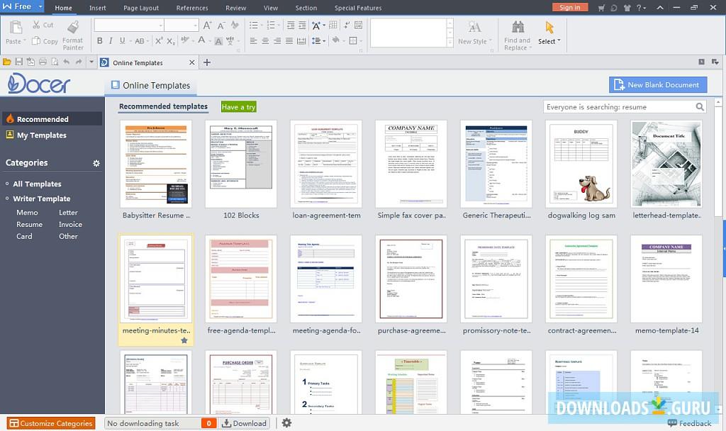 <b>WPS</b> <b>Office</b> <b>2019</b> Free Download - Softpediaa