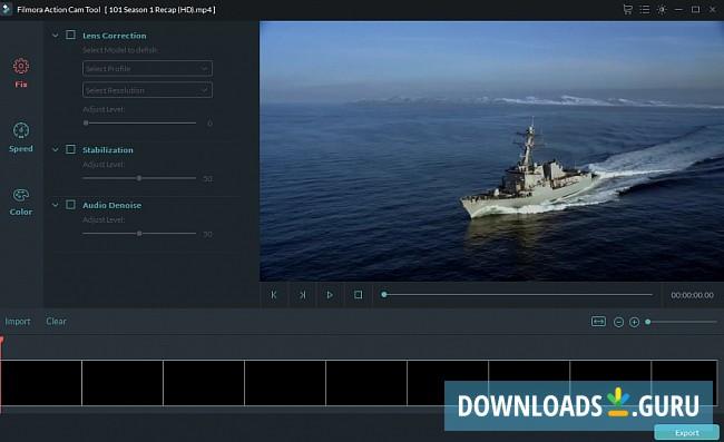 Download Wondershare Filmora for Windows 10/8/7 (Latest version 2019) -  Downloads Guru