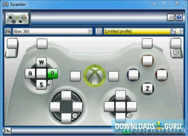 Xpadder Download (2021 Latest) for Windows 10, 8, 7